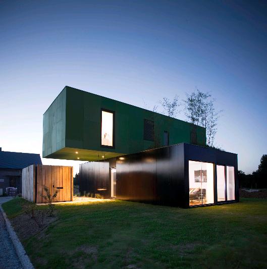 Habiter dans un container beautyarchi - Architecte maison container ...